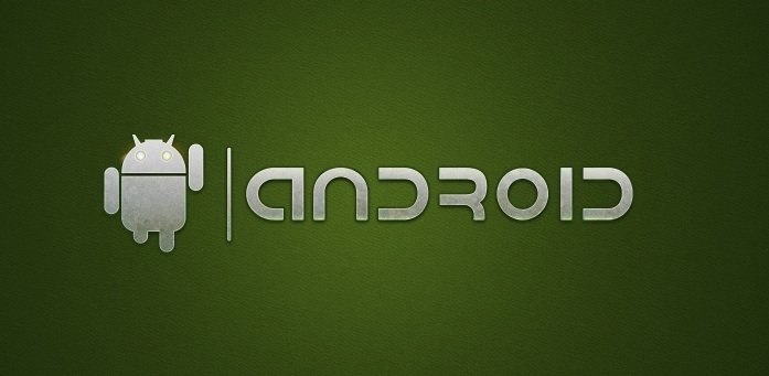 Android Logo Green Gradient